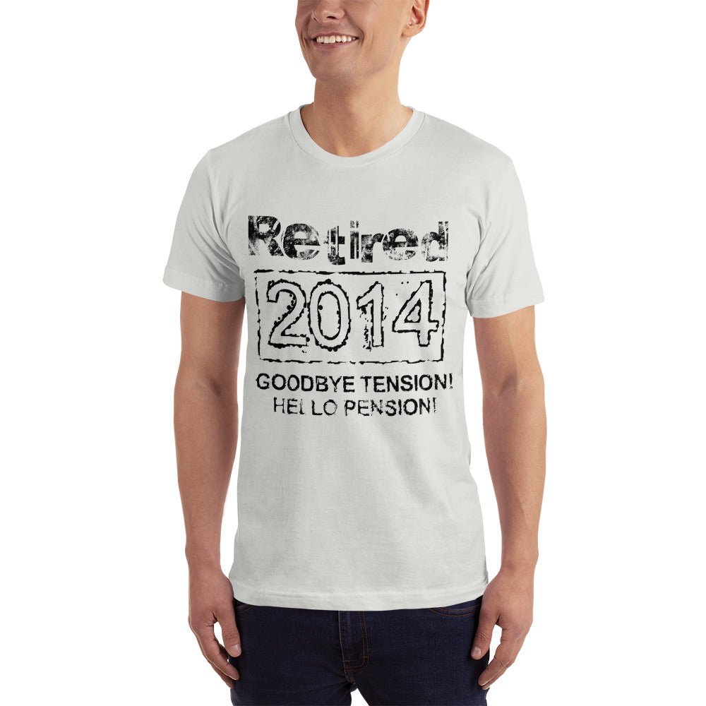 Retired 2014 Goodbye Tension T-Shirt