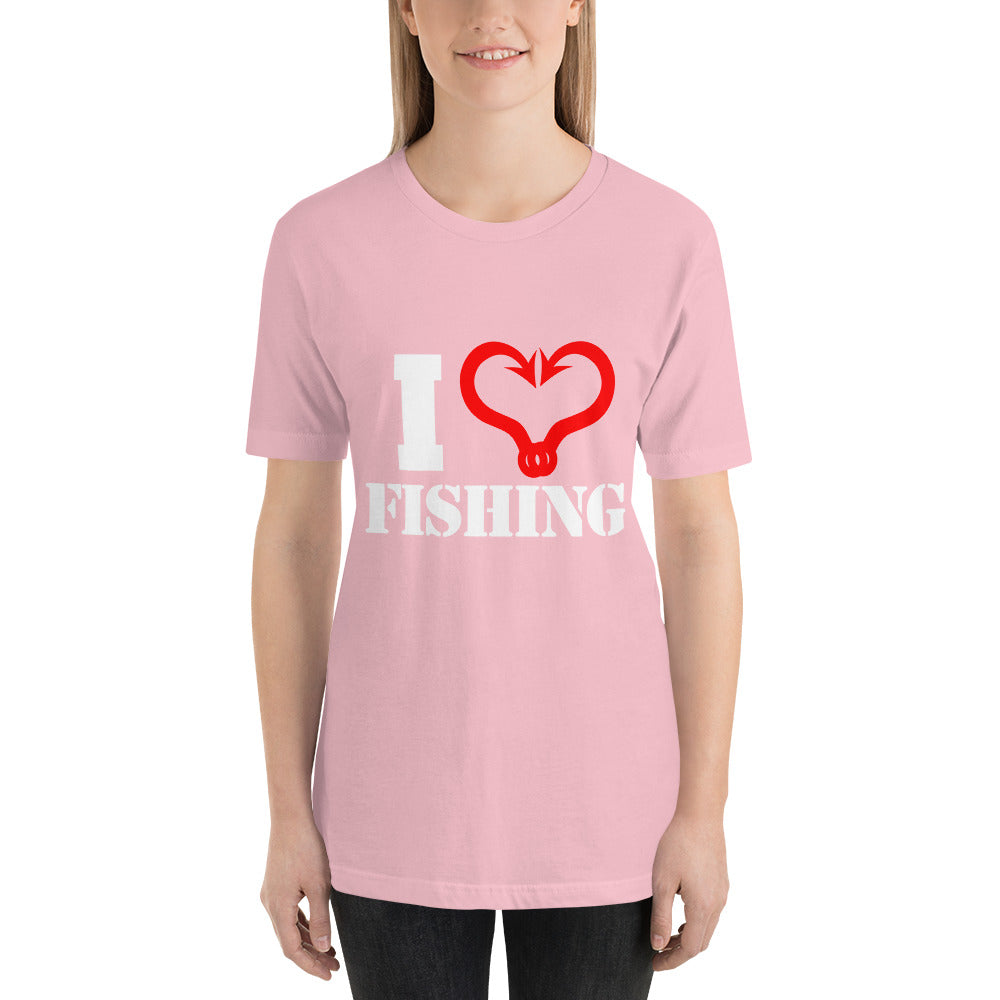 I Love Fishing - Special Unisex T-Shirt