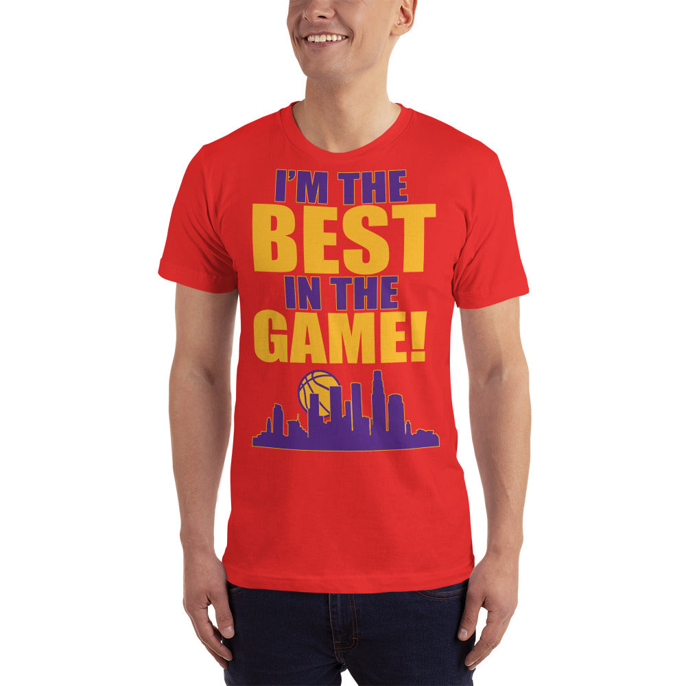 In this Game I am the Best T-Shirt