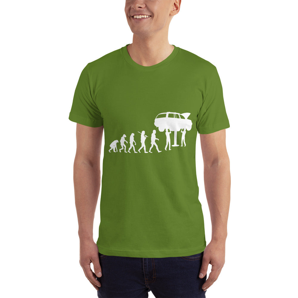 The Mechanic Evolution - Profession T-Shirt