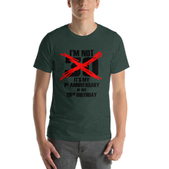 I M not 30 Just .. Short-Sleeve Unisex T-Shirt