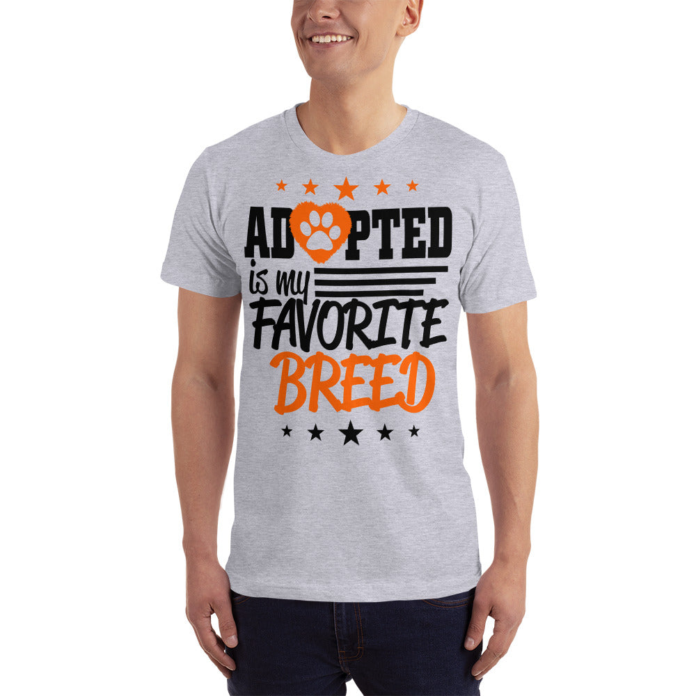 Pet Adopted - Dogs Lover T-Shirt