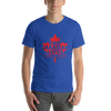 Image of This Canadian Loves Running Short-Sleeve Unisex T-Shirt