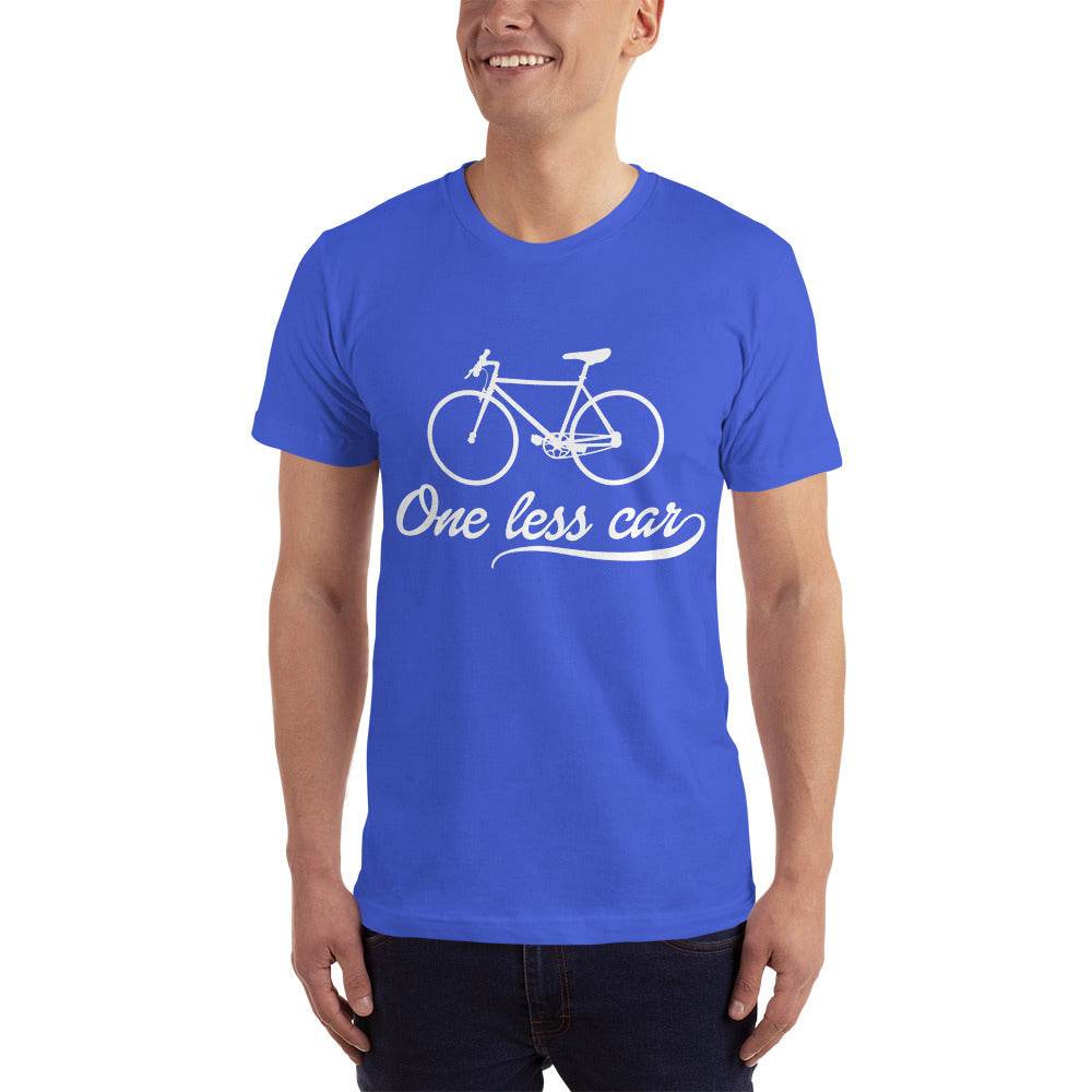 Bike one Less Car T-Shirt