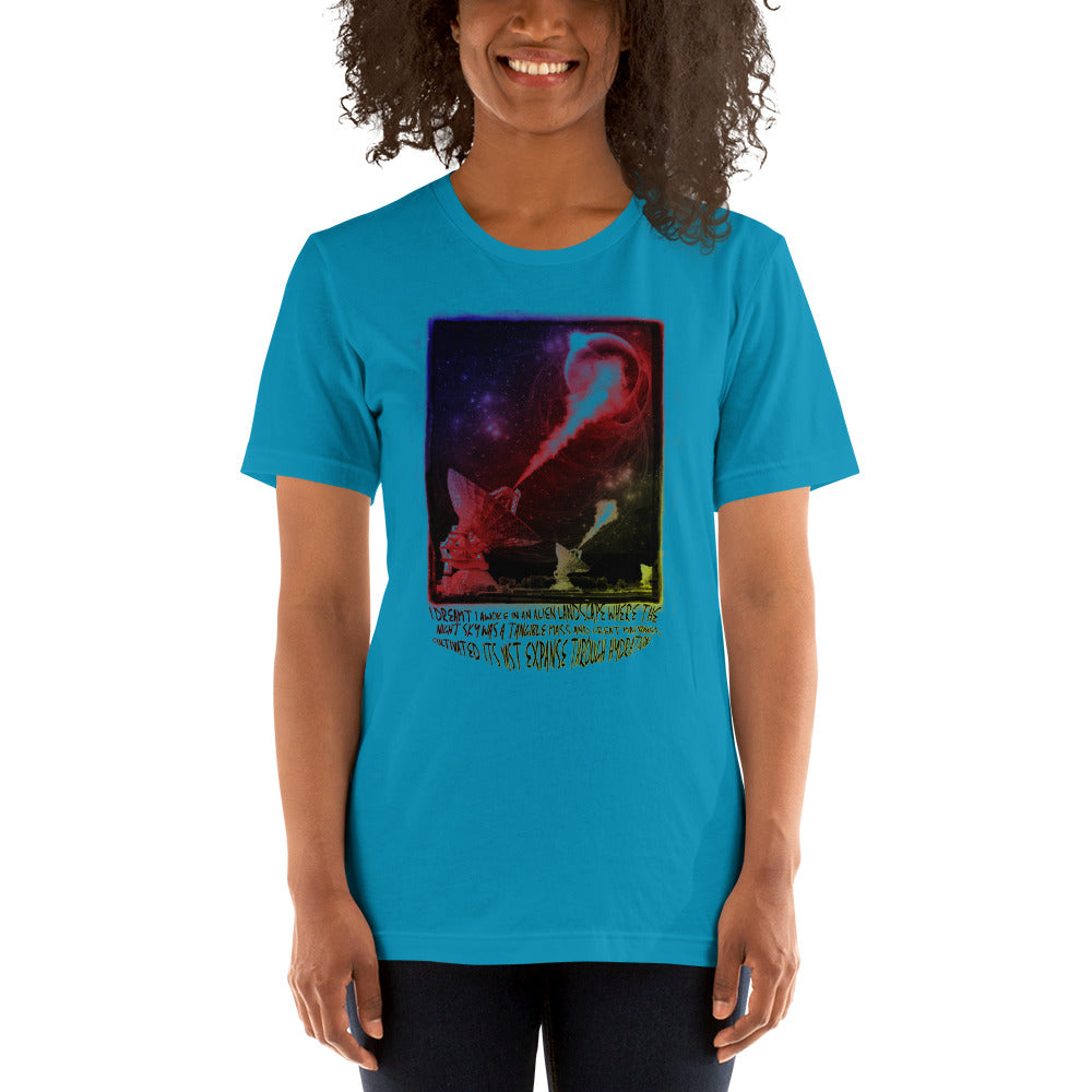 Dream of Dream - Short Sleeve Unisex T-Shirt