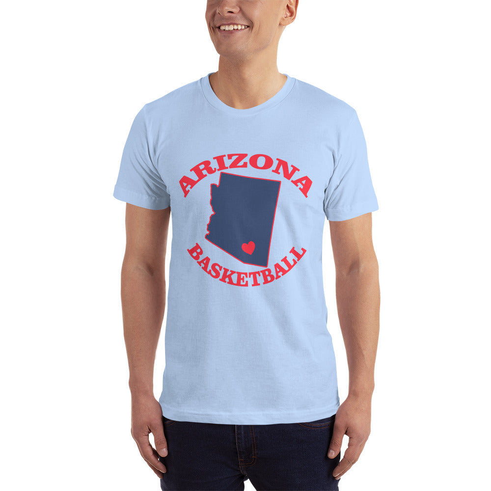 Arizona Basketball - Basketball Fan T-Shirt