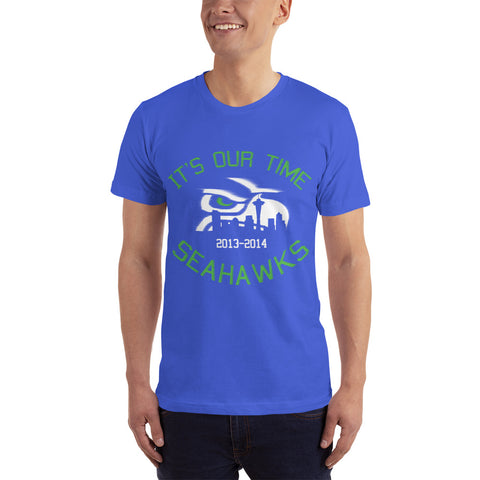 Its our time - Ultimate Basketball Fan T-Shirt