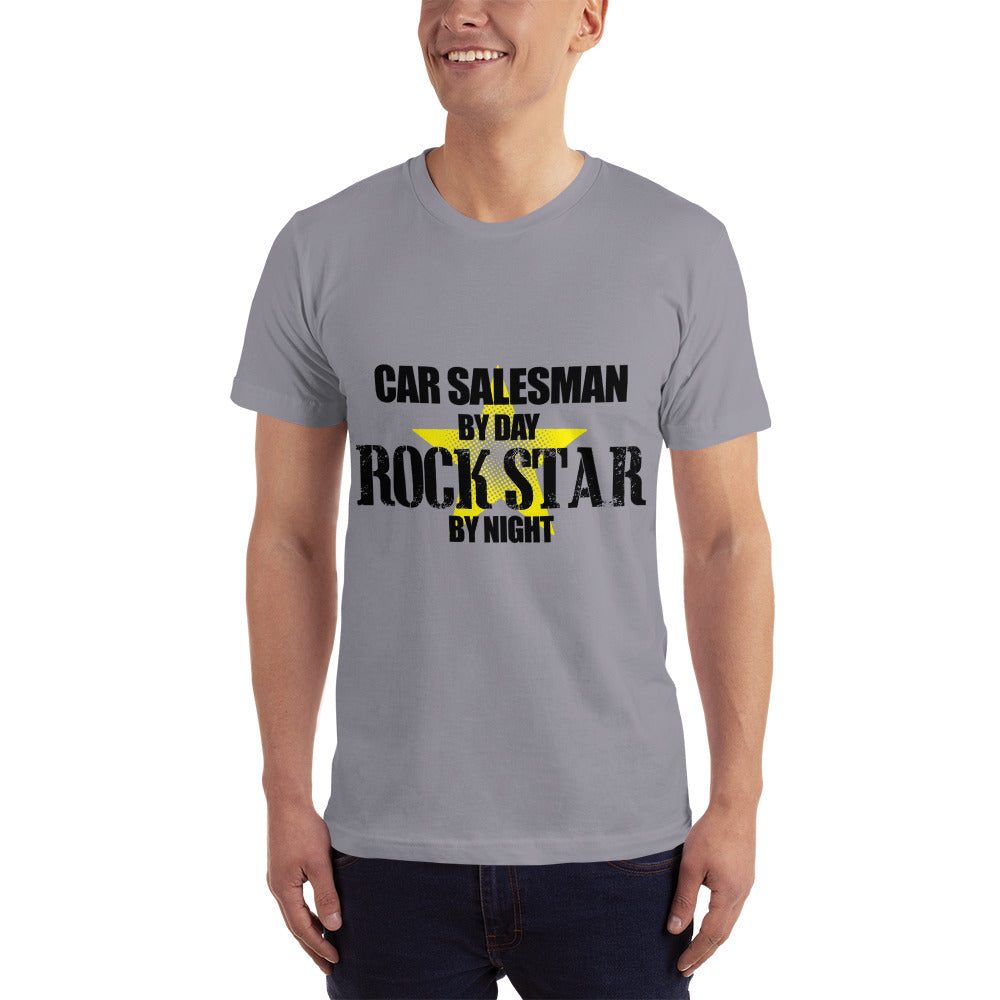 Car Salesman by Day Rock Star by Night - Profession T-Shirt