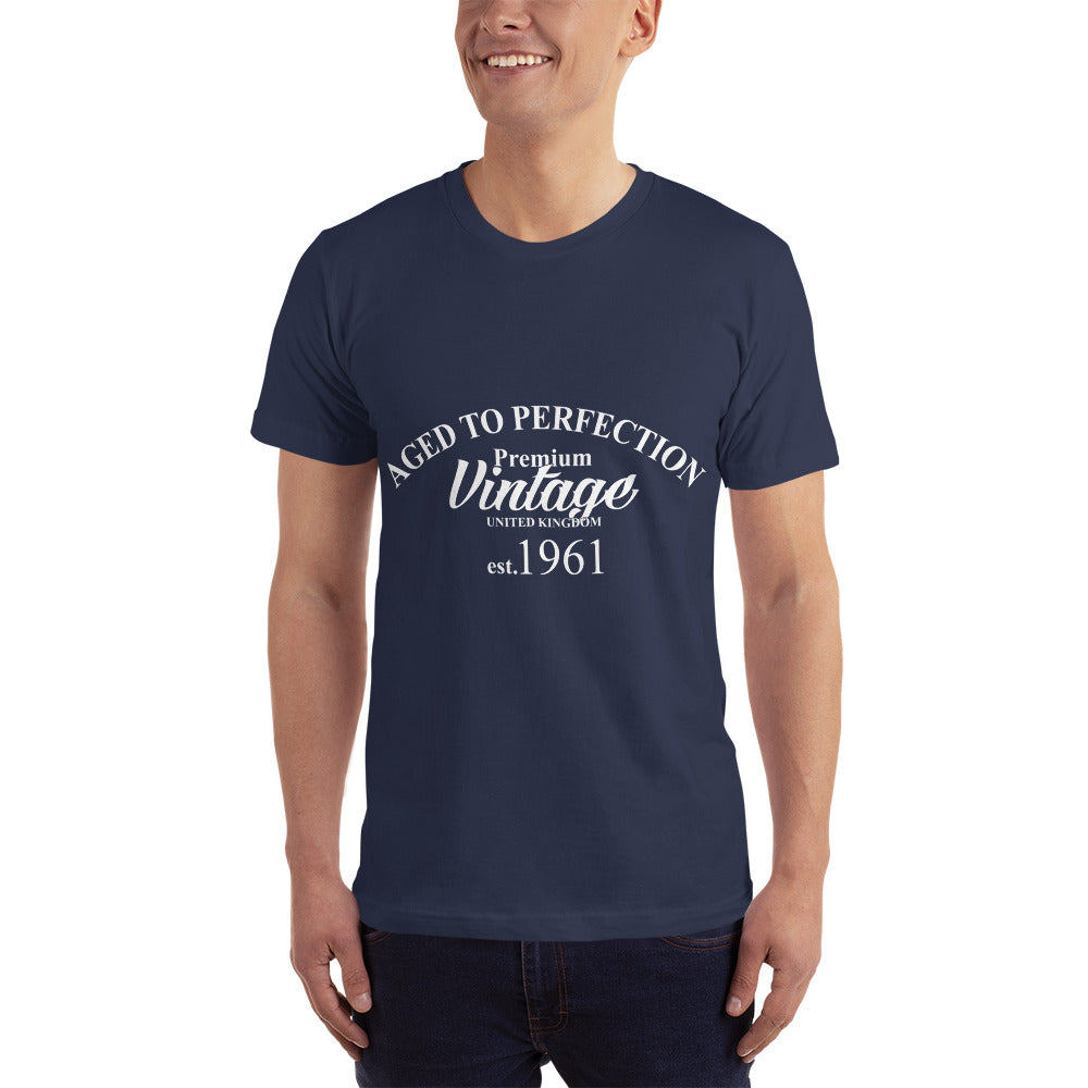 Aged to Perfection Premium Vintage 1961 Special T-Shirt