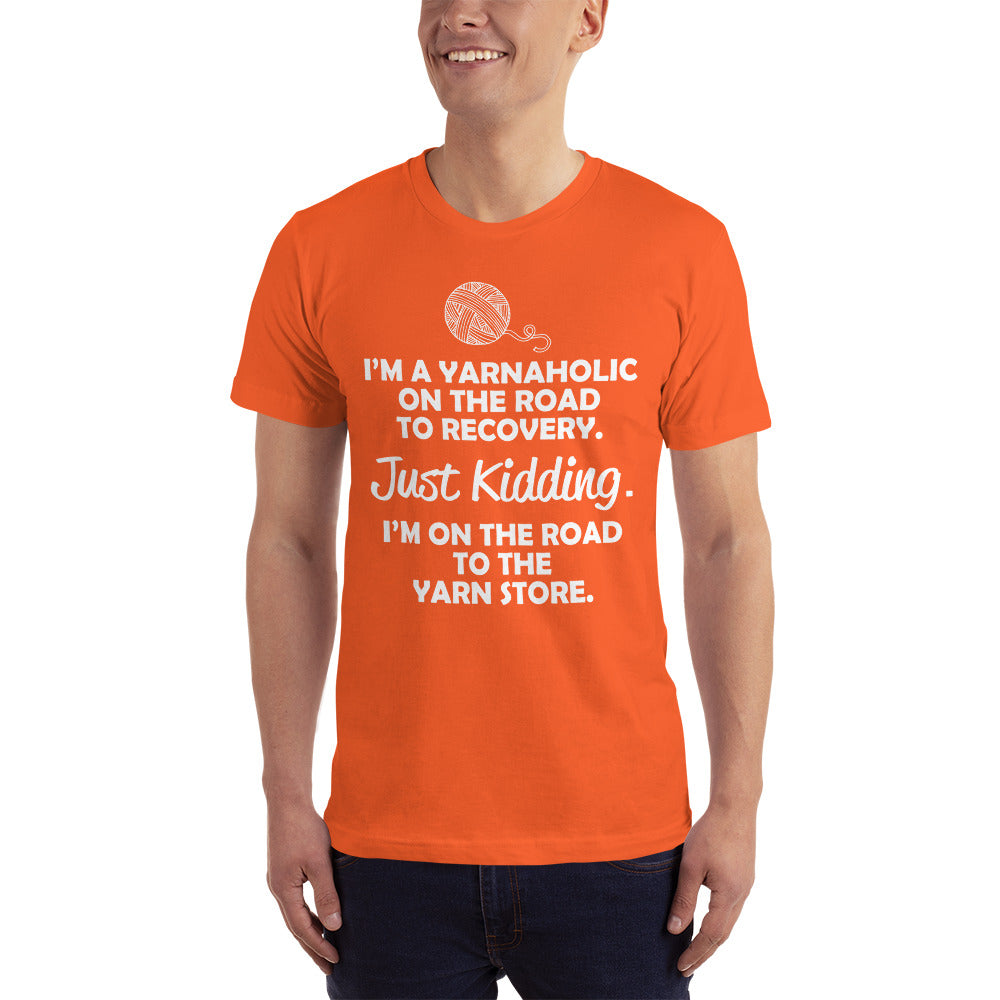 On the Road to Yarn Store T-Shirt