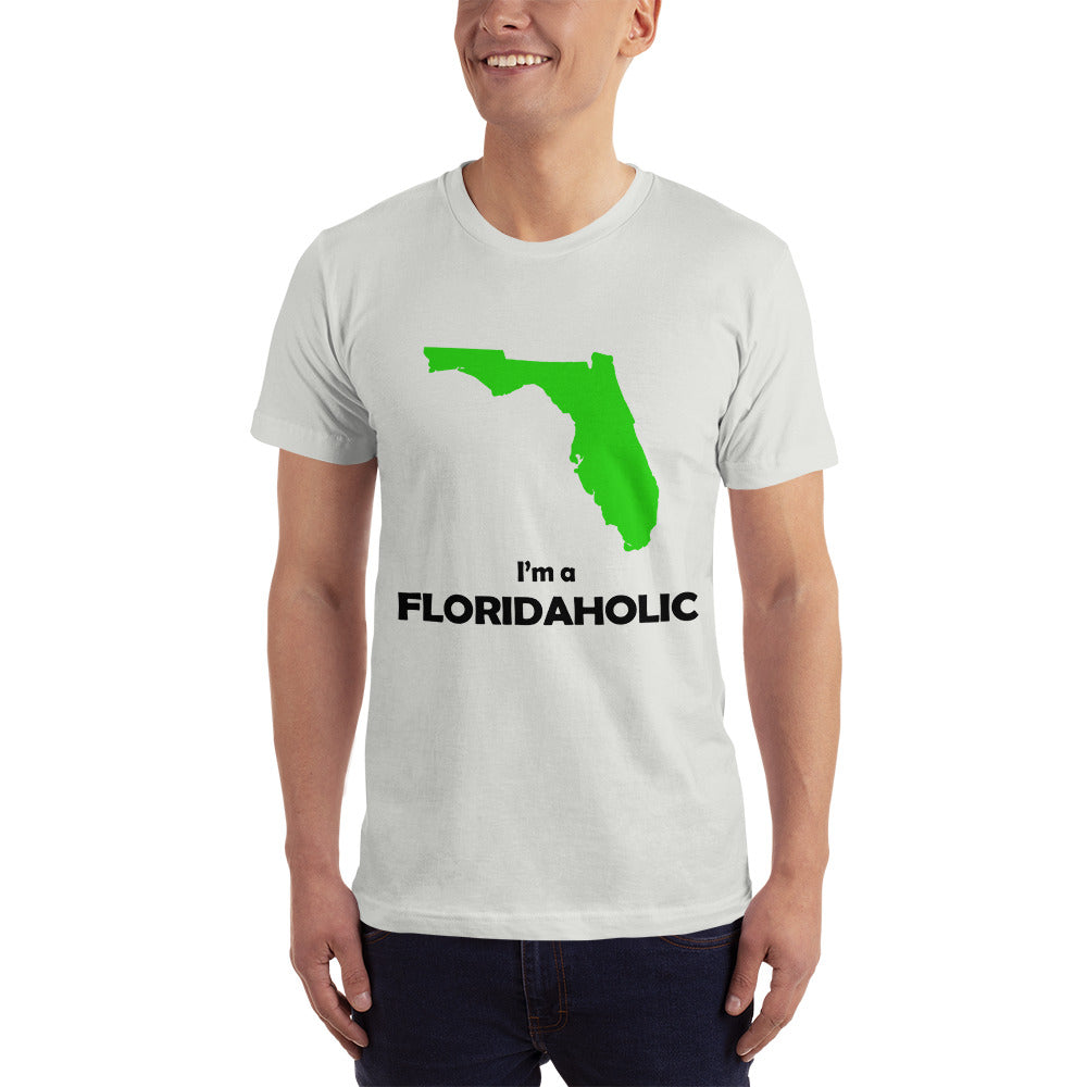 I am a Floridian - Florida Location Lover T-Shirt