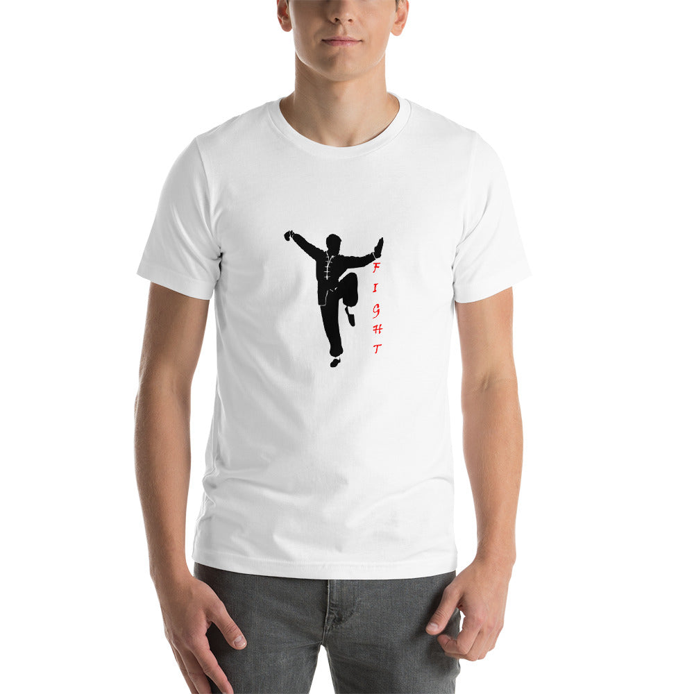 Fight Mixed Martial Arts Short-Sleeve Unisex T-Shirt