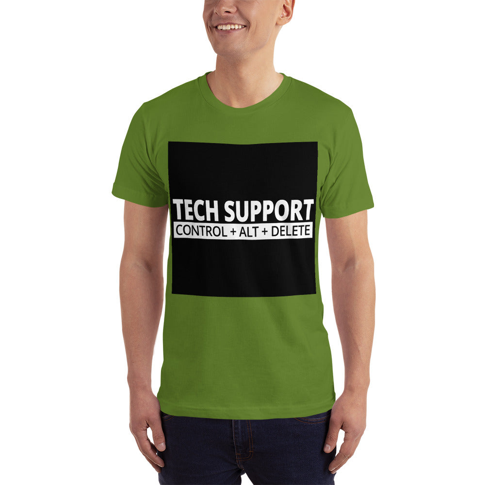 I am a Tech Support Member - Profession T-Shirt
