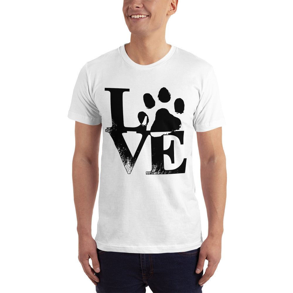 Love Dog - Dogs Lover T-Shirt