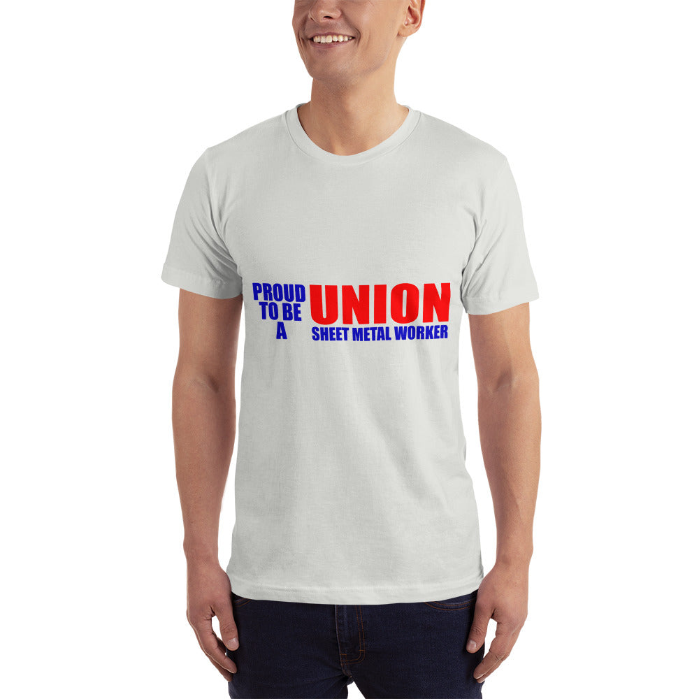 Union Sheet Metal Worker - Profession T-Shirt
