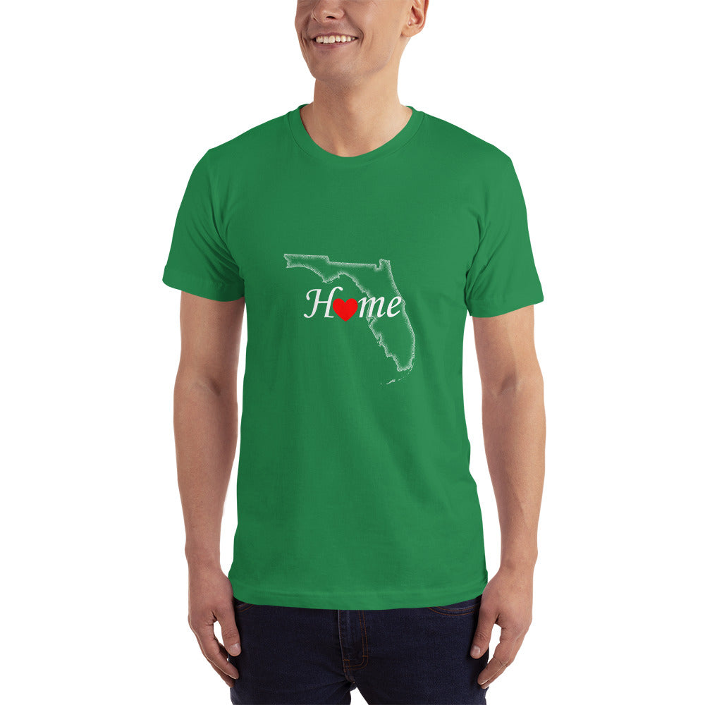 Florida is my Home - Florida Location Lover T-Shirt