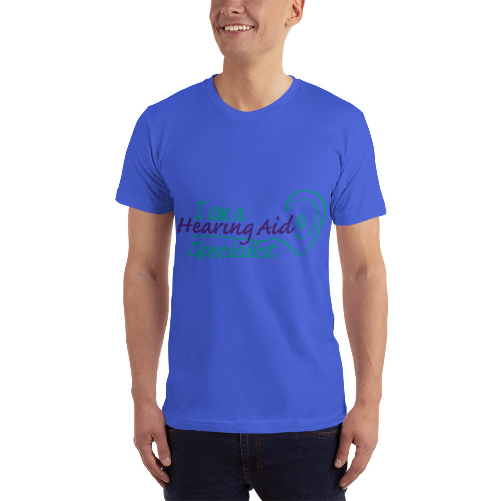 I am a Hearing Aid Specialist - Profession T-Shirt