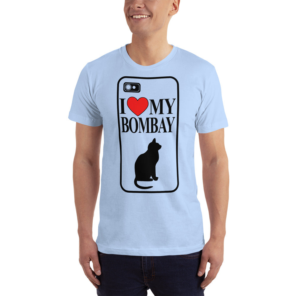 I Love Bombay - Cats Lover T-Shirt