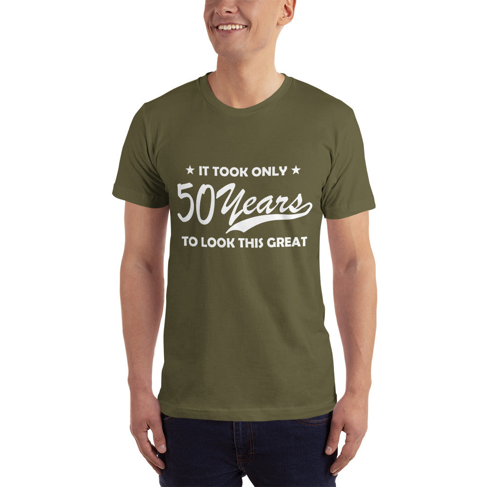It Took Only 50 Years to Look This Great T-Shirt