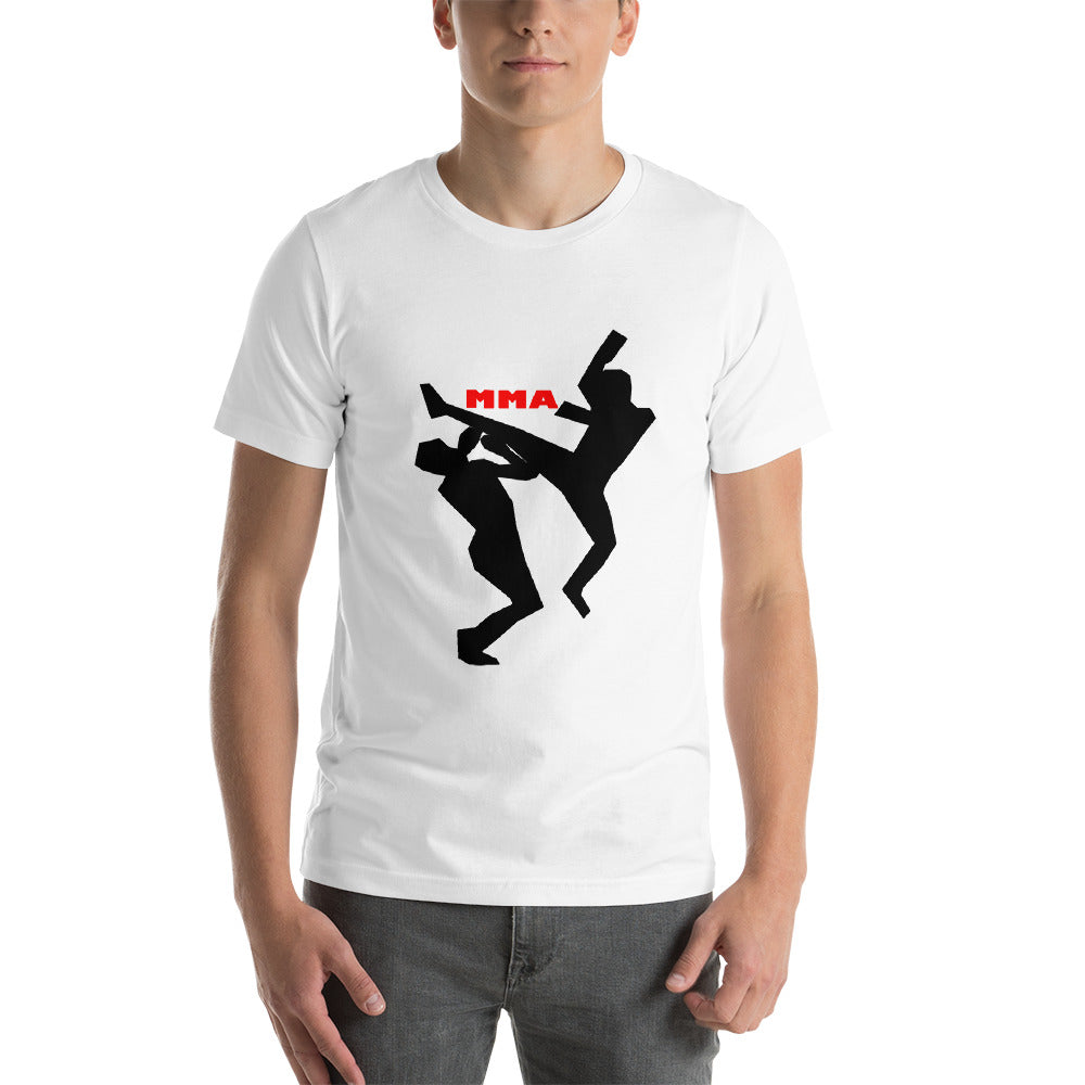 MMA MIXED MARTIAL ART CLIP Unisex T-Shirt