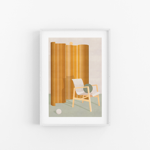Hallway Chair - Charlotte Taylor