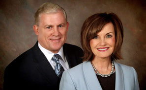Photo of Pastors Darrell and Bonnie Huffman