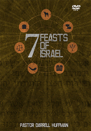 Seven Feasts Of Israel DVD