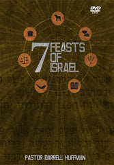 7 Feasts Of Israel DVD