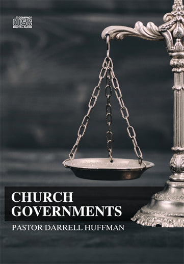 Church Governments CD