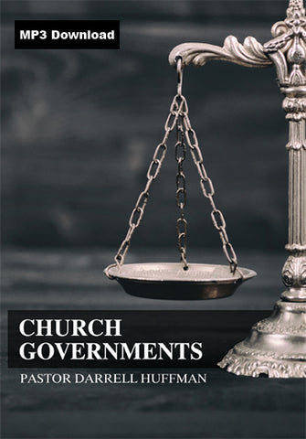 Church Governments MP3
