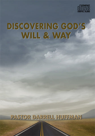 Discovering God's Will And Way
