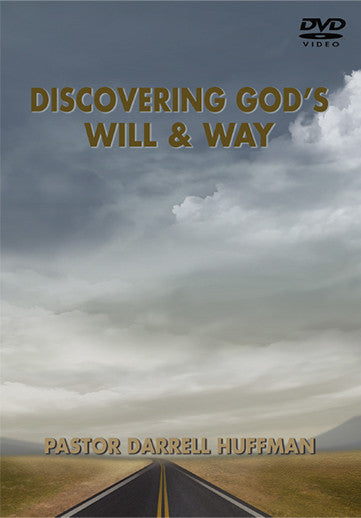 Discovering God's Will And Way DVD