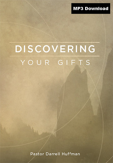 Discovering Your Gift MP3