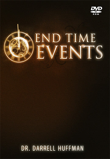 End Time Events DVD