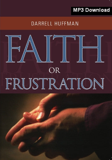 Faith Or Frustration MP3