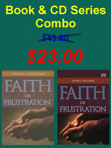 Faith Or Frustration CD/Book Combo