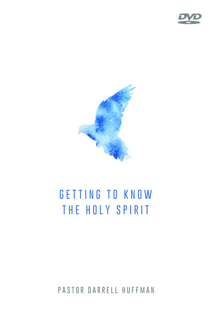 Getting To Know The Holy Spirit DVD