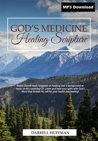 God's Medicine Healing Scripture MP3
