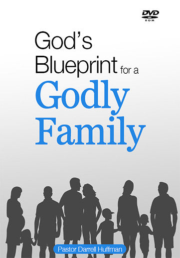 God's Blueprint For A Godly Family DVD