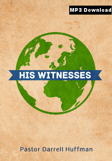 His Witnesses MP3