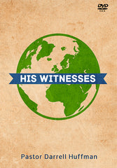 His Witnesses DVD