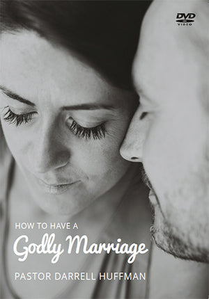 How To Have A Godly Marriage DVD
