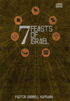 Seven Feasts Of Israel