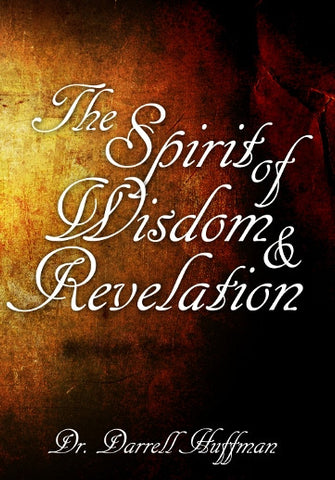 The Spirit Of Wisdom And Revelation DVD