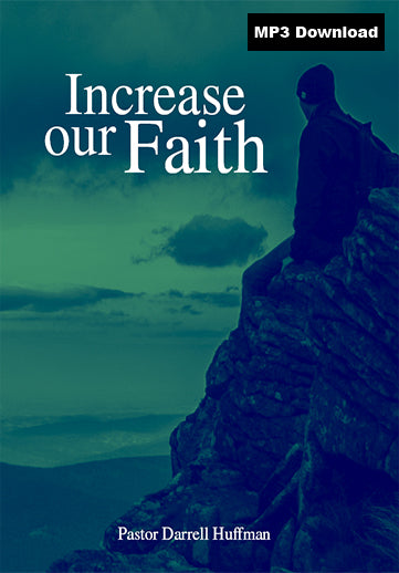 Increase Our Faith MP3