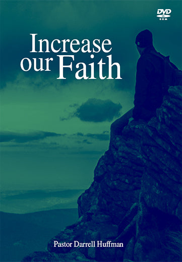 Increase Our Faith DVD