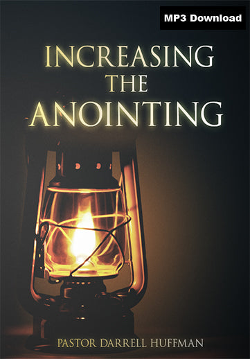 Increasing The Anointing MP3