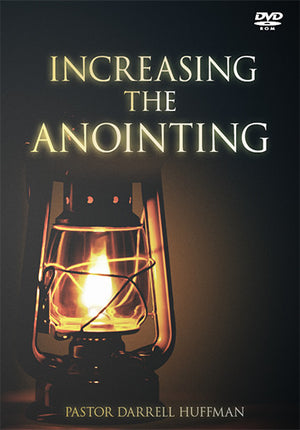 Increasing The Anointing DVD
