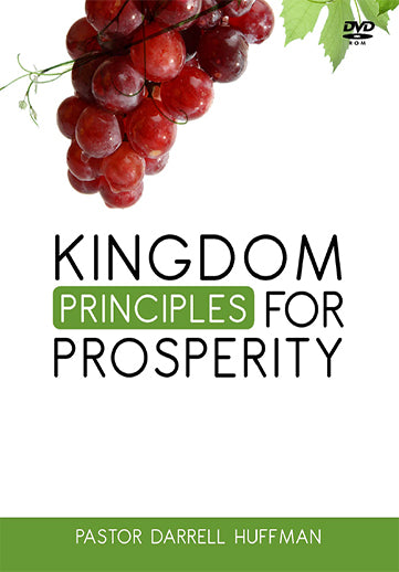 Kingdom Principles For Prosperity DVD