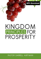Kingdom Principles For Prosperity MP3
